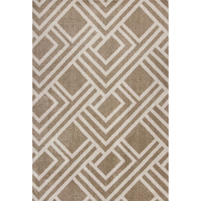 Kas Lucia Moderne Indoor-Outdoor Rectangular Indoor/Outdoor Rugs