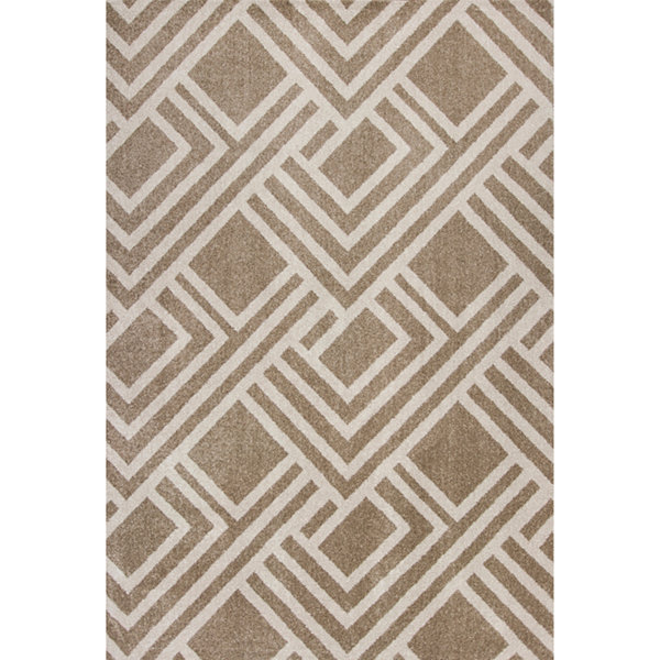 Lucia Moderne Indoor-Outdoor Rectangular Rugs