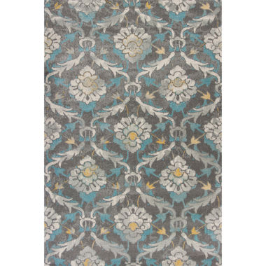 Reina Courtyard Rectangular Rugs