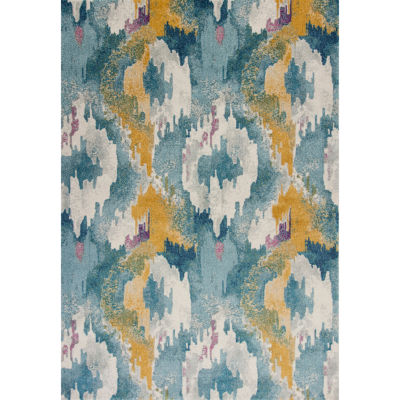 Reina Illusion Rectangular Rugs