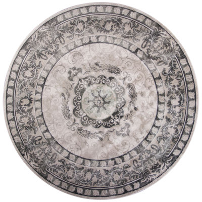 Chandler Treasures Round Rugs