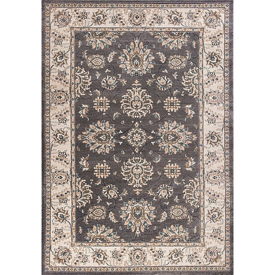 Kas Avalon Kashan Rectangular Indoor Rugs