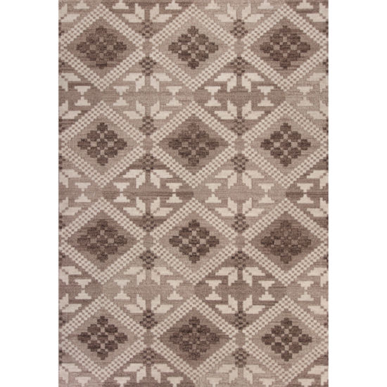 Carmen Boho Chic Rectangular Rugs