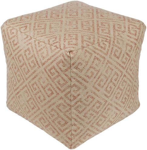 Decor 140 Oldershaw Geometric Pouf Ottoman