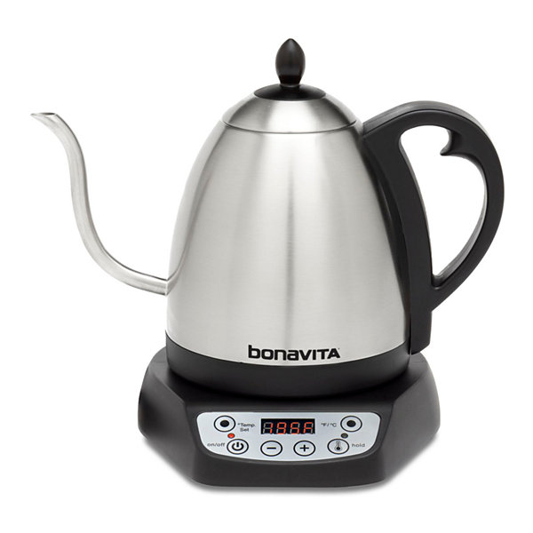 Bonavita 1.0L Gooseneck Variable Temperature Electric Kettle
