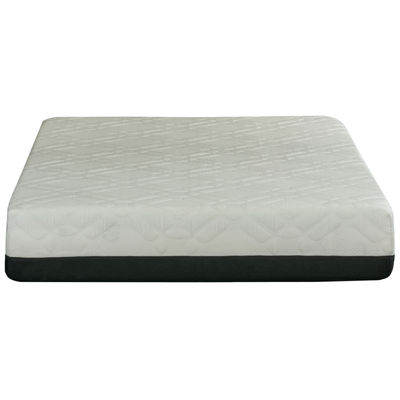 Express Comfort Hybrid Trifusion Foam Plush Mattress