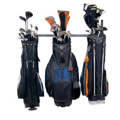 Monkey Bars Small Golf Bag Garage Wall Rack