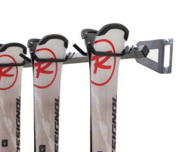 Monkey Bars Ski Storage Garage Wall Rack