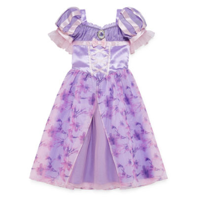 Disney Collection Rapunzel Costume - Girls  sc 1 st  JCPenney & Disney Girls Disney Princess Dress Up Costume JCPenney
