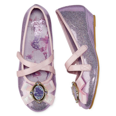 Disney Tangled Dress Up Shoes