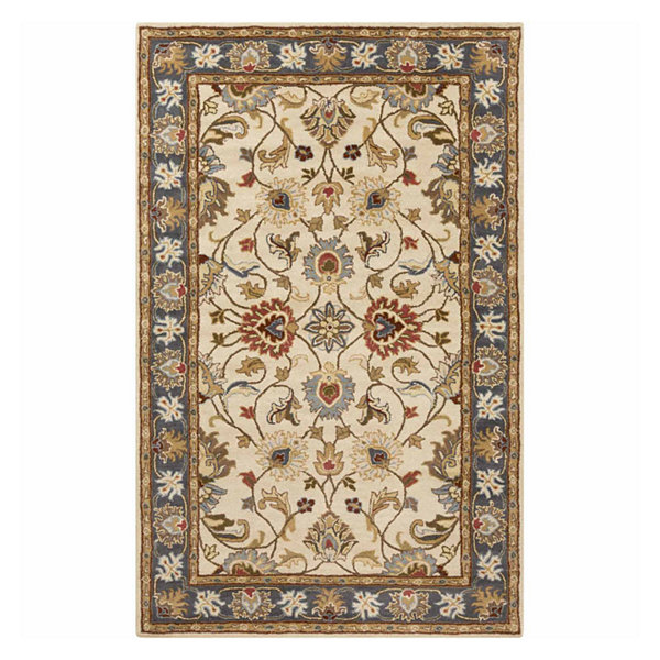 Decor 140 adley hand tufted rectangular rugs jcpenney for Decor 140 rugs