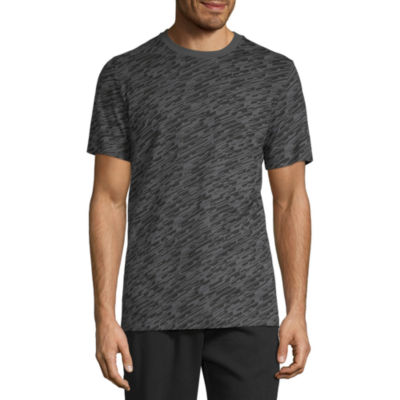 Xersion Mens Crew Neck Short Sleeve Graphic T-Shirt