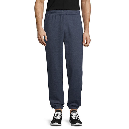 Xersion Mens Mid Rise Regular Fit Pull-On Pants