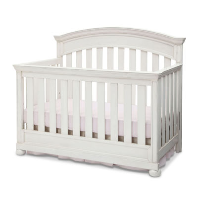Simmons Kids® Castille Crib 'N' More - White