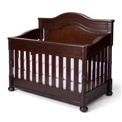 Simmons Kids® Hanover Park Convertible Crib 'N' More - Molasses