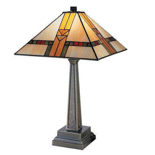 Dale Tiffany™ Edmund Mission Table Lamp