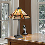 Dale Tiffany™ Edmund Mission Table Lamp