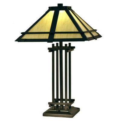 Dale Tiffany™  LED Henderson Mission Table Lamp
