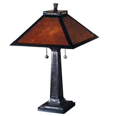 Dale Tiffany™ Mica Camelot Table Lamp