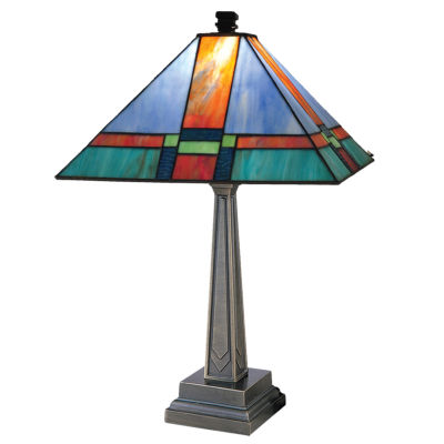 Dale Tiffany™ Tranquility Mission Table Lamp