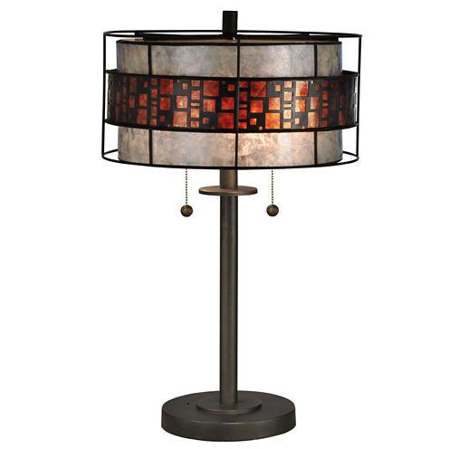 Dale Tiffany™ Cobblestone Table Lamp