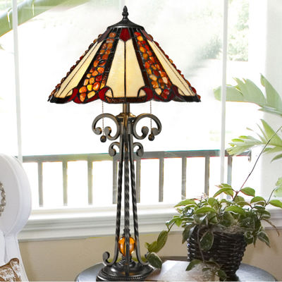 Dale Tiffany™ Flint River Table Lamp
