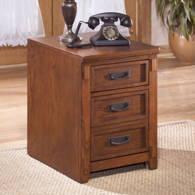 Signature Design by Ashley® Cross Island File Cabinet
