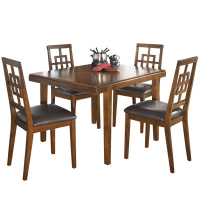 signature design by ashley ashland 5 pc dining set jcpenney