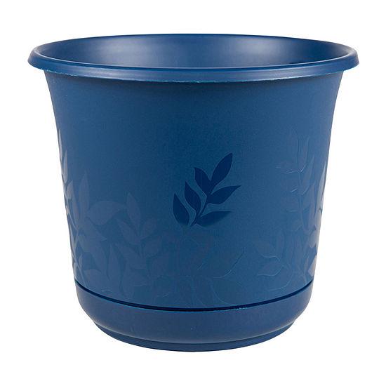 Bloem Freesia 16 Planter With Saucer