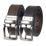 Columbia® Reversible Belt with Logo Buckle – Big & Tall