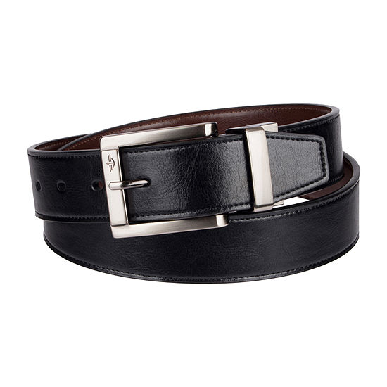 Dockers® Reversible Casual Men's Belt with Metal Keeper