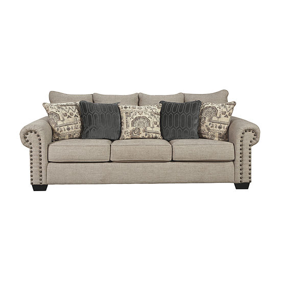 Signature Design by Ashley® Zarina Roll-Arm Sofa
