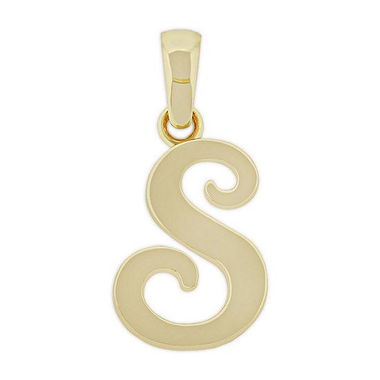 Womens 14K Gold Pendant