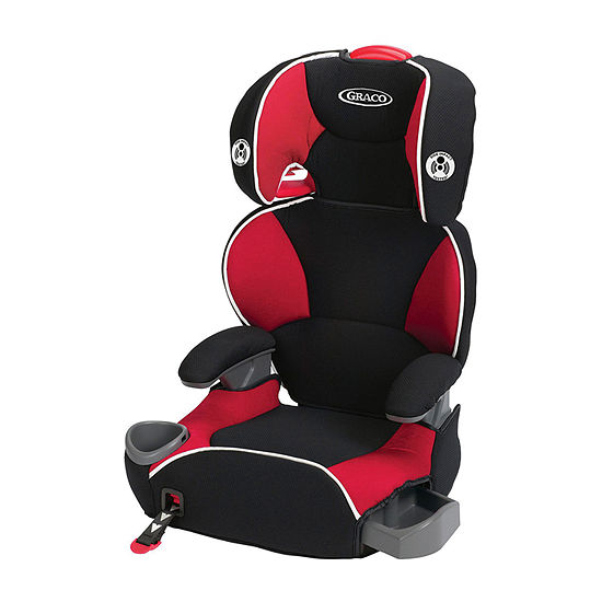 Graco Affix Youth High Back With Latch System Atomic Booster Car Seat