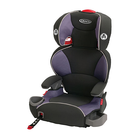 Graco Affix Youth High Back With Latch System Grapeade Booster Car Seat