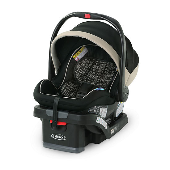 Graco Snugride Snuglock 35 Lx Featuring 1-Hand Adjust Pierce Infant Car Seat