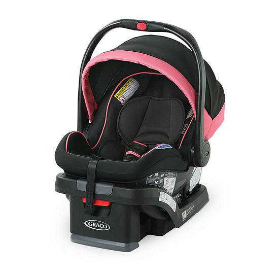 Graco Snugride Snuglock 35 Lx Featuring 1-Hand Adjust Tansy Infant Car Seat