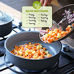 GreenPan Chatham 2-pc. Aluminum Dishwasher Safe Frying Pan