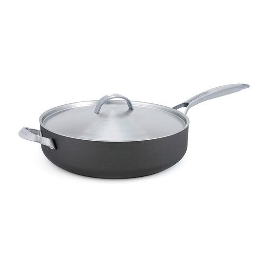 Greenpan Paris Pro Hard Anodized Non Stick Saute Pan