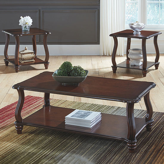 Signature Design by Ashley Carshaw Coffee Table Set