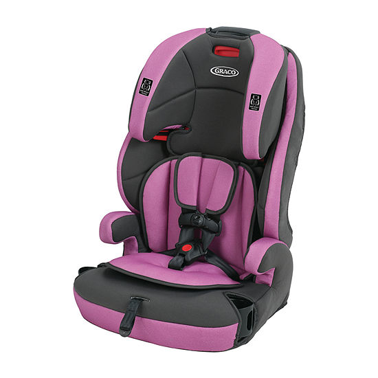 Graco Tranzitions 3-In-1 Harness Kyte Booster Car Seat