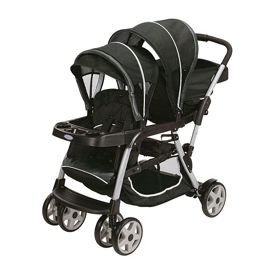 Graco Ready 2 Grow Click Connect Lx Gotham Full Size Stroller