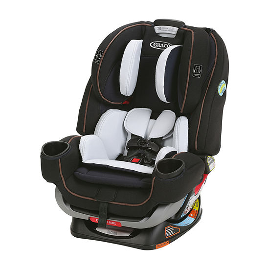 Graco 4ever Extend 2 Fit 4-In-1 Hyde Infant Car Seat