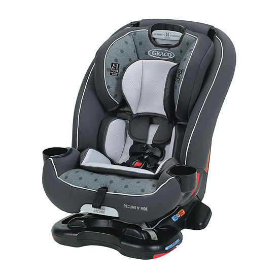 Graco Recline N' Ride 3-In-1 Car Seat Featuring On The Go Recline Clifton Car Seat Base