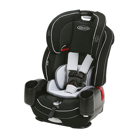 Graco Nautilus Snuglock Lx 3-In-1 Harness Booster Codey Convertible Car Seat