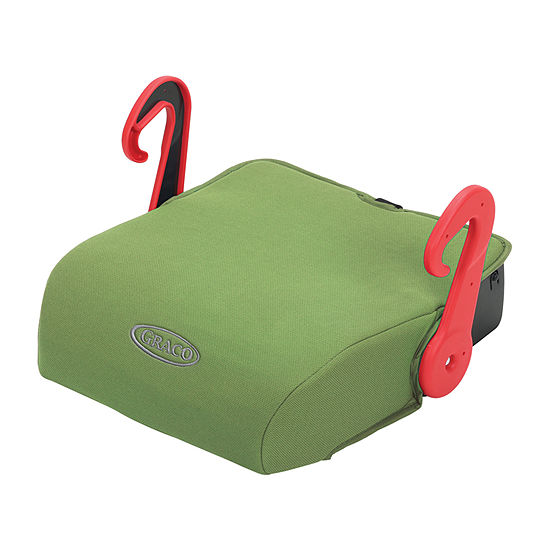 Graco Turbo Go Folding Backless Kirby Booster Car Seat