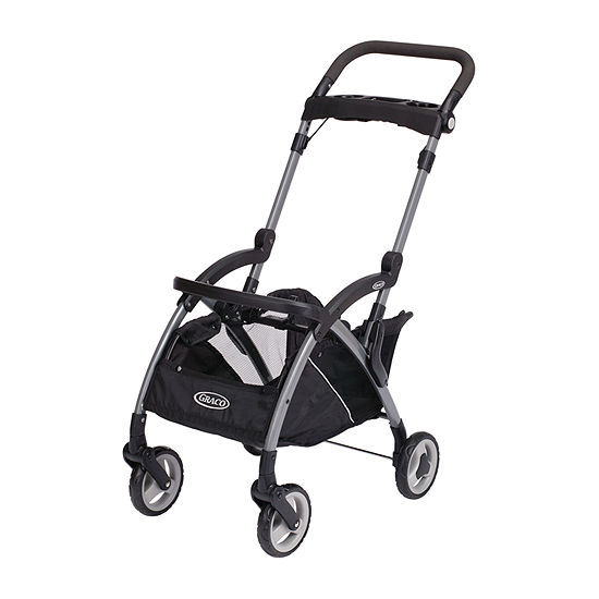 Graco Snugrider Elite And Car Seat Carrier Full Size Stroller