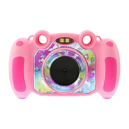 Itouch Playzoom Tech Gadgets Point + Shoot Camera
