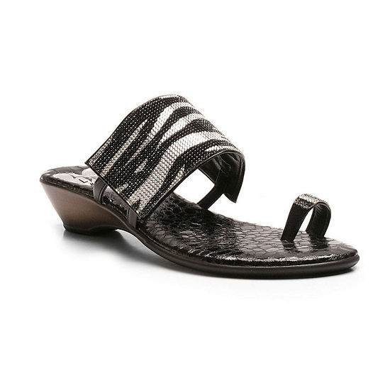 Love And Liberty Womens Symone-Ll Wedge Sandals