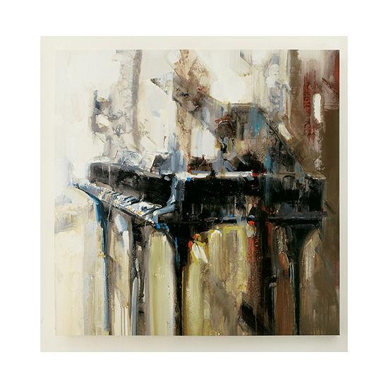 Signature Design by Ashley Aeryn Canvas Art